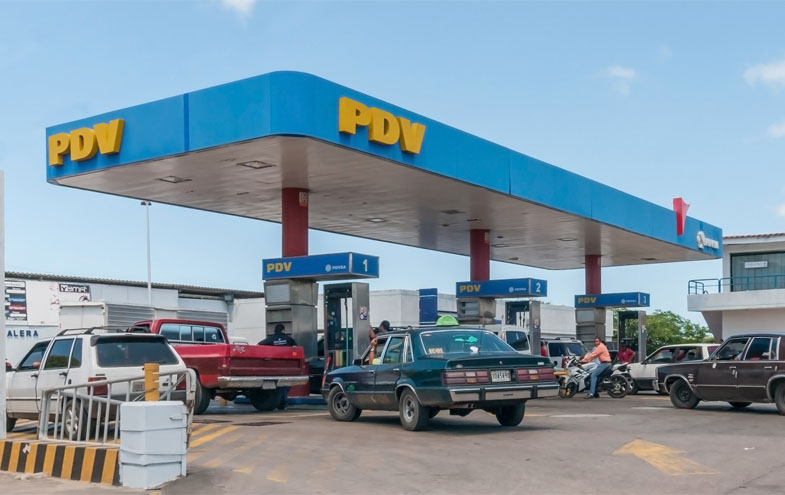 Venezuela el costo de la gasolina barata efecto naim for Gasolina barata tenerife