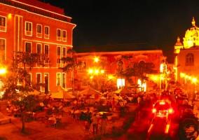 30 Santa Teresa de noche 2