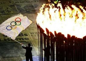 en juego olimpico